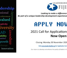 Leadership Fiji 2021 Application