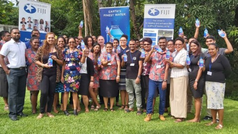 FIJI WATER FOUNDATION EXTENDS SUPPORT FOR LEADERSHIP FIJI