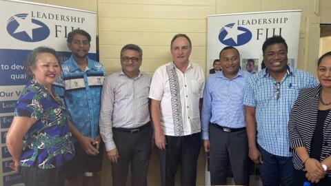 LEADERSHIP FIJI COMMUNITY FUND – LAUNCH!