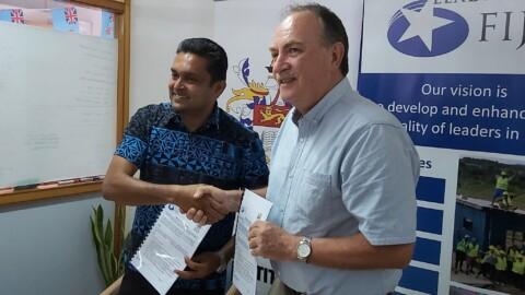 FIA and Leadership Fiji Partnership